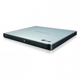 Grabadora portátil DVD Ultra Slim negro