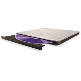 Grabadora DVD Ultra Slim en color negro