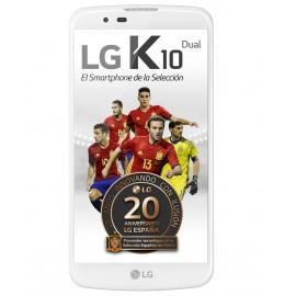 LG K10 BLANCO DUAL SIM