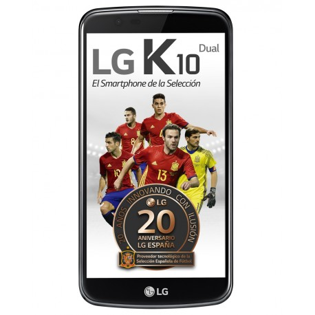 LG K10 NEGRO DUAL SIM