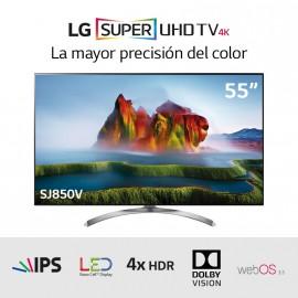 """TV LED SUPER UHD 4K con Nanocell 55 HDRx4"""""""