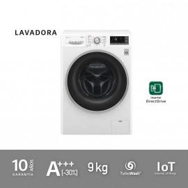 Lavadora TurboWash™ 9kg A+++(-30%)