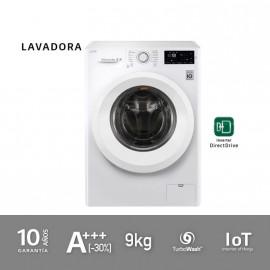 Lavadora TurboWash de 9kg A+++ (-30%)