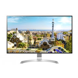 "Monitor Ultra HD 4K 32"" con altavoz"