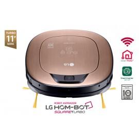 Hombot Turbo especial limpieza vía Smartphone dorado