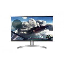 "Monitor UHD 4K 27"" blanco"