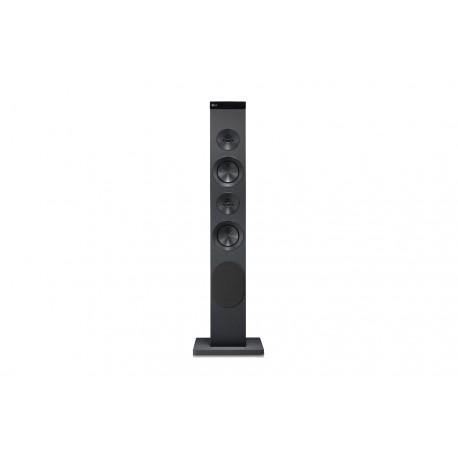 Torre de sonido 100W de potencia,USB, Bluetooth, y Conducto Bass Refflex