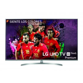 "LED Ultra HD TV 4K 65"" con pantalla NanoCell, AI Smart TV ThinQ webOS 4.0, sonido DTS Virtual X"