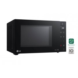 Microondas Grill Negro Smart Inverter 1200W de 32 litros