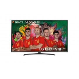 "LG Ultra HD TV 4K 43"" con Inteligencia Artificial, Procesador Quad Core, 3xHDR, Sonido Ultra Surround"