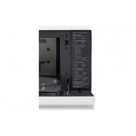 Microondas Grill Blanco Smart Inverter 1100W de 39 litros