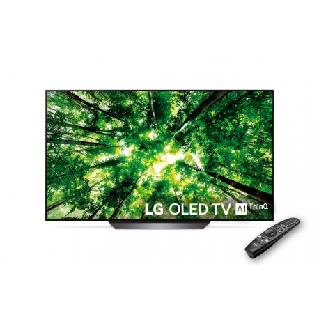"LG OLED TV 4K 65"", AI Smart TV ThinQ webOS 4.0, HDRx5, Dolby Vision/Atmos"
