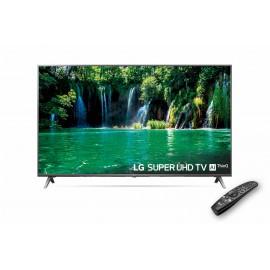 """LG SUPER UHD de 55"""" Nano Cell TV 4K con IA"""