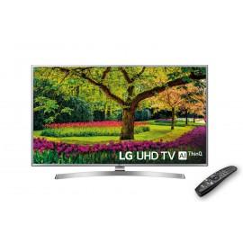 "LED Ultra HD TV 4K, 55"", AI Smart TV ThinQ webOS 4.0, HDRx3, sonido DTS Virtual X"