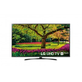 "TV LG 12cm /49"" Ultra HD 4K con IA, Procesador Quad Core, 3xHDR, Sonido Ultra Surround"