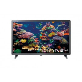 LG TV de 81 cm (32 pulgadas), AI Smart TV ThinQ webOS 4.0, con Sonido virtual Surround 2.0, USB y HDMI