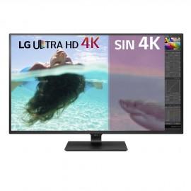 Monitor LG Ultra HD 4K 108cm (43 pulgadas)