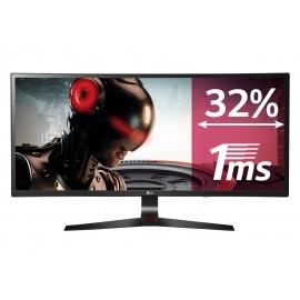 Monitor LG UltraWide® Curvo 86,4cm /34 (pulgadas)