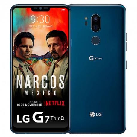 LG G7 ThinQ Supera la realidad