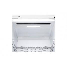 Frigorífico Combi LG Serie 6, 2m, blanco