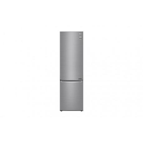 Frigorífico Combi LG GBB92STBKP, 2m, A+++ (-40%), capacidad de 419l, serie Centum