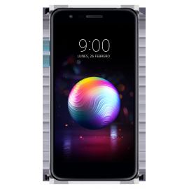 LG K11, el primer smartphone de gama media con Inteligencia Artificial Real AZUL