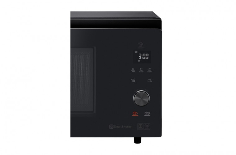 Horno microondas 4 en 1 color Negro 1100W de 39 litros