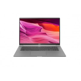 "LG Gram 17Z990-V   Portátil ultraligero de 17"" WQXGA Intel i7 8ª gen., 8GB RAM, 512GB SSD, Windows 10 Home) Plata"