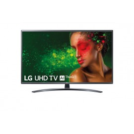 "LG Ultra HD TV 4K, 123cm/49"" con Inteligencia Artificial"