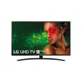 "LG Ultra HD TV 4K, 126cm/50"" con Inteligencia Artificial"