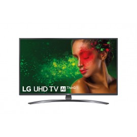 "LG Ultra HD TV 4K, 139cm/55"" con Inteligencia Artificial"
