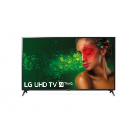 "LG Ultra HD TV 4K, 189cm/75"" con Inteligencia Artificial"