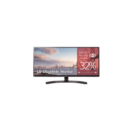 "LG Monitor UltraWide® Panoramico multimedia 86,36cm/ 34"" Panel IPS:3440x1440"