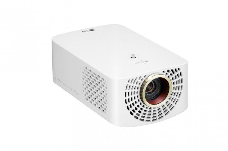 LG Proyector LED Full HD con Smart TV WebOS 4.0