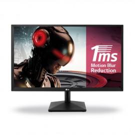 Monitor 24MK400H-B de 60,4 cm (24 pulgadas) 1366 x 768 con panel TN 16:9