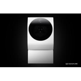 Lavasecadora LG SIGNATURE TWIN WASH™ 12/7 Kg  1600 RPM  A  Blanco