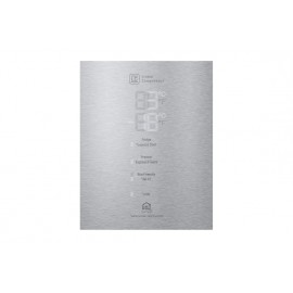 Frigorífico Combi LG , 1,85m, A++, capacidad de 499l, Acero Inox Antihuellas