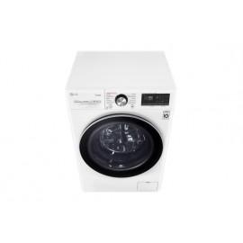 LG Lavadora inteligente 10,5kg, 1400rpm, A+++(-50%), Blanca, Serie 9