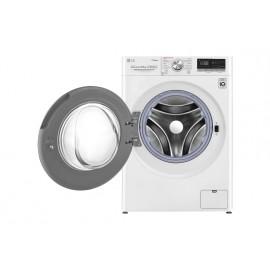 LG Lavadora inteligente 10,5kg, 1400rpm, A+++(-40%), Blanca, Serie 7