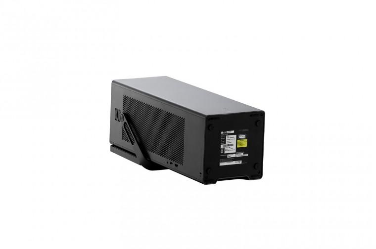 LG Proyector Láser 4K UHD Smart TV