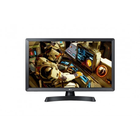 "LG Smart TV/Monitor, 61cm/24"" con pantalla LED HD"