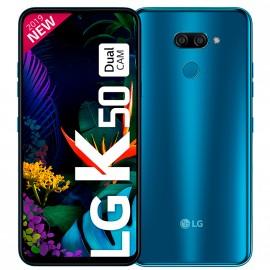 LG K50 Dual CAM Azul