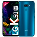 LG K50 Dual CAM Negro