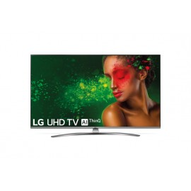 "LG Ultra HD TV 4K, 207cm/82"" con Inteligencia Artificial, Procesador Inteligente Alpha 7, Sonido Dolby Atmos"