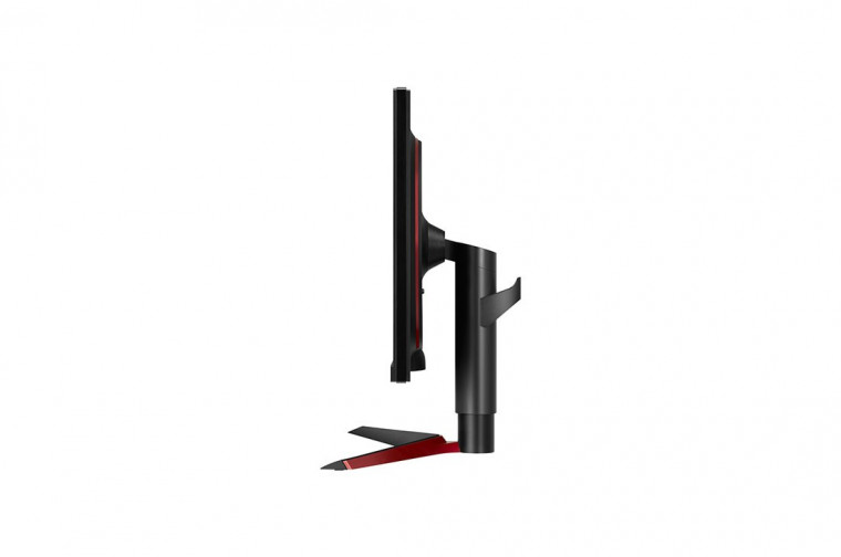 LG Monitor dirigido a pro-Gamers (Panel IPS: 1920x1080p, 16:9, 400 cd/m², 1000:1, 144Hz, 1ms)