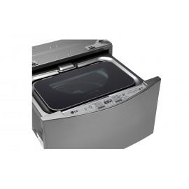 Lavadora LG Mini TWINWash LG 2 kg, Inox Antihuellas