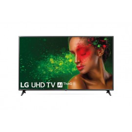"LG Ultra HD TV 4K, 108cm/43"" con Inteligencia Artificial, Procesador Quad Core, Sonido ULTRA Surround"