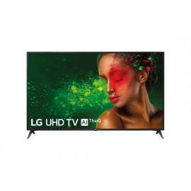 "LG Ultra HD TV 4K, 177cm/70"" con Inteligencia Artificial, Procesador Quad Core, Sonido ULTRA Surround"