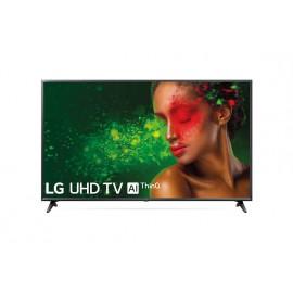 "OUTLET LG Ultra HD TV 4K, 189cm/75"" con Inteligencia Artificial, Procesador Quad Core, Sonido ULTRA Surround"
