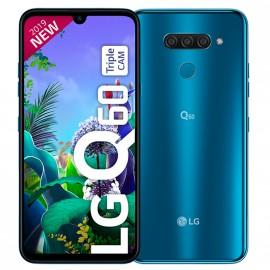 Outlet LG Q60 Triple CAM Azul
